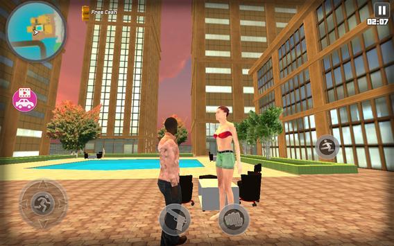 San Andreas American Gangster 3D ScreenShot3