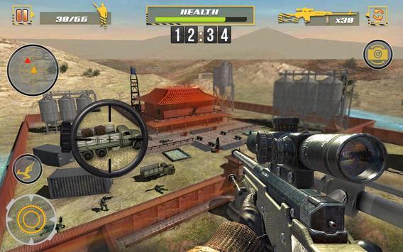 Mission IGI: Free Shooting Games FPS ScreenShot3