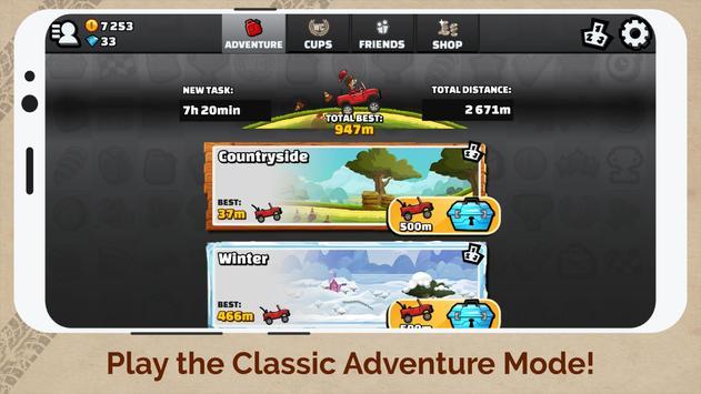 Hill Climb Racing 2 ScreenShot3