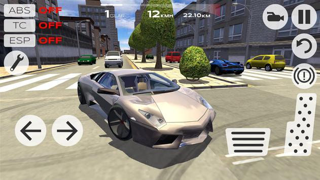 Extreme Car Driving Simulator ScreenShot3