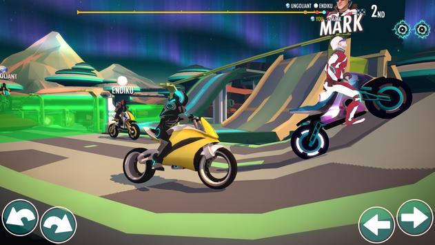 Gravity Rider: Space Bike Racing Game Online ScreenShot3