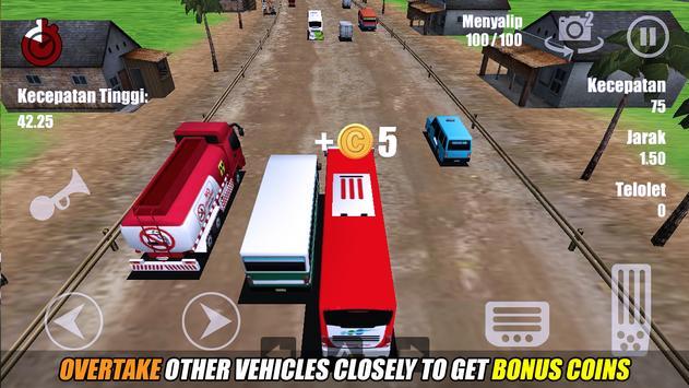 Telolet Bus Driving 3D ScreenShot3