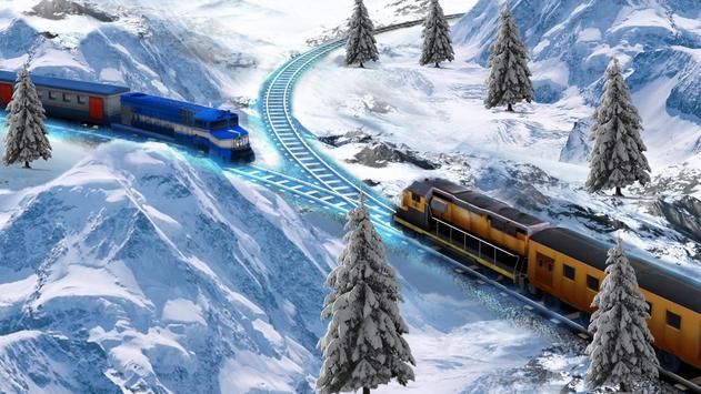 Train Racing Games 3D 2 Player ScreenShot3