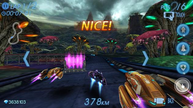 Space Racing 3D  Star Race ScreenShot3