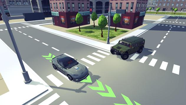 Driving School 3D ScreenShot3