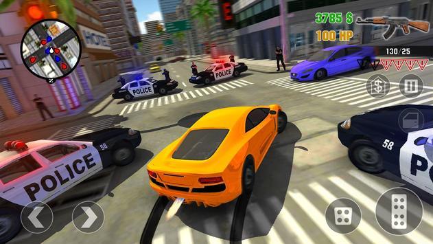 Clash of Crime Mad City War Go ScreenShot3