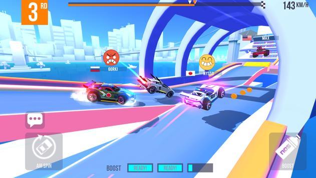 SUP Multiplayer Racing ScreenShot3