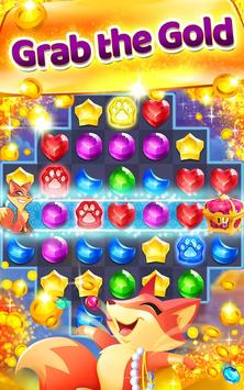 Genies and Gems  Jewel and Gem Matching Adventure ScreenShot3