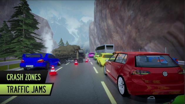 POV Car Driving ScreenShot3