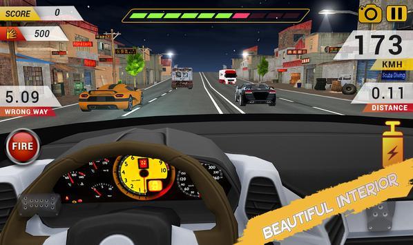 Highway Car Driving : Highway Car Racing Game ScreenShot3