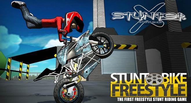 Stunt Bike Freestyle ScreenShot3