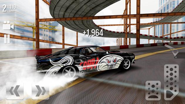 Drift Max City  Car Racing in City ScreenShot3
