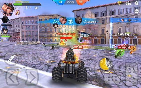 Cars Battle Royal: Overload ScreenShot3