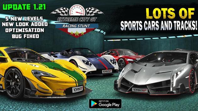 Extreme City GT Racing Stunts ScreenShot3