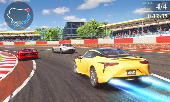 Speed Racing Traffic Car 3D ScreenShot3
