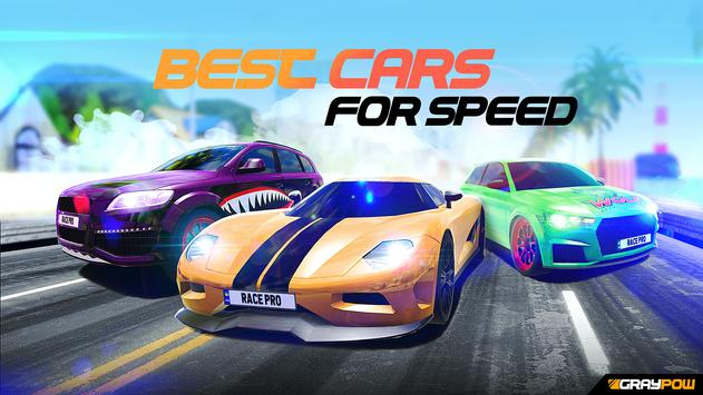 Race Pro: Speed Car Racer in Traffic ScreenShot3