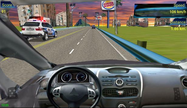 Traffic Racing in Car ScreenShot3