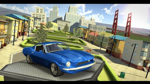 Car Driving Simulator: SF ScreenShot3