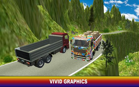 3D Truck Driving Simulator ScreenShot3