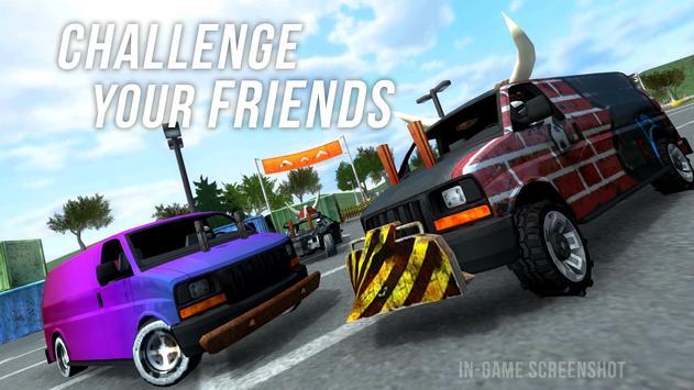 Demolition Derby Multiplayer ScreenShot3