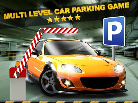 Multi Level Car Parking Games ScreenShot3