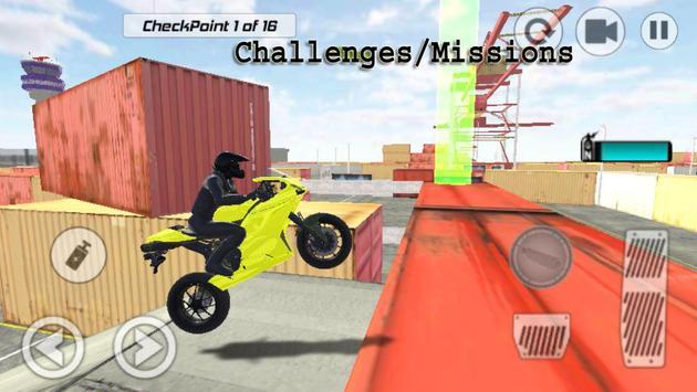 """Vehicle Simulator""""µ Top Bike and Car Driving Games ScreenShot3"""