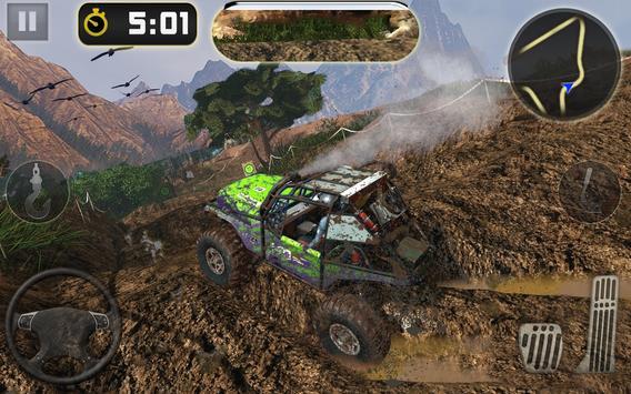 Offroad drive : 4x4 driving game ScreenShot3