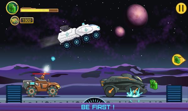 Two players game  Crazy racing via wifi (free) ScreenShot3