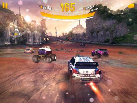Asphalt Xtreme: Rally Racing ScreenShot3