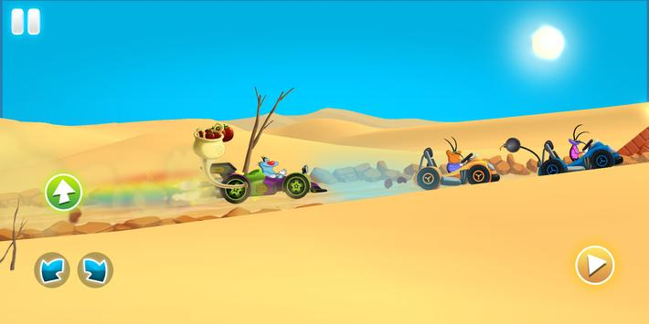 Oggy Super Speed Racing (The Official Game) ScreenShot3