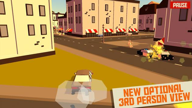 PAO  Car Chase Simulator ScreenShot3