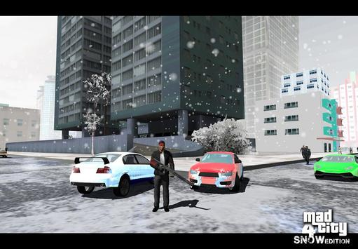 Mad City Stories 4 Snow Winter Edition ScreenShot3