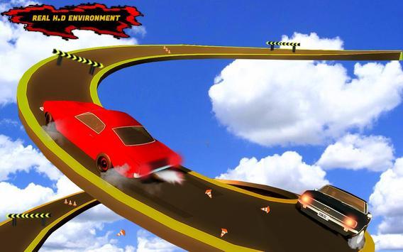 Racing Car Stunts On Impossible Tracks ScreenShot3