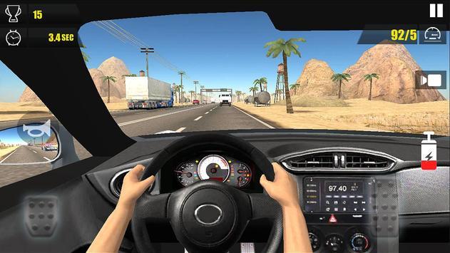 Racing Car Traffic ScreenShot3