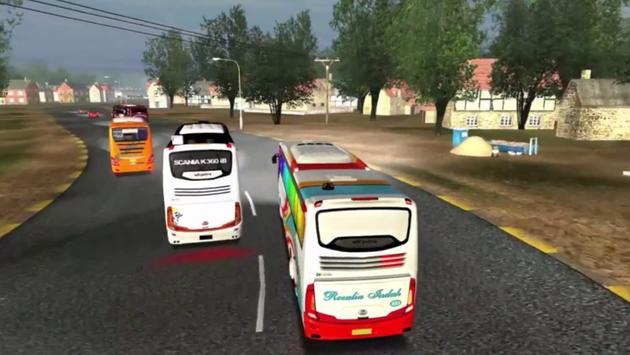 Simulator bus Indonesia Lintas Jawa ScreenShot3