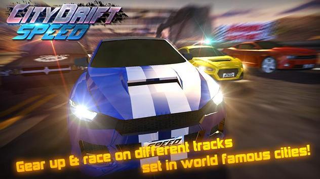 Speed Car Drift Racing ScreenShot3