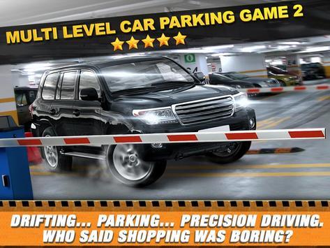 Multi Level Car Parking Game 2 ScreenShot3