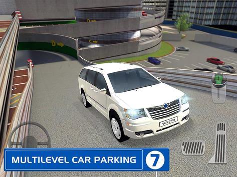 Multi Level 7 Car Parking Simulator ScreenShot3