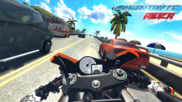 Highway Traffic Rider ScreenShot3