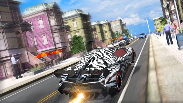 Lambo Car Simulator ScreenShot3