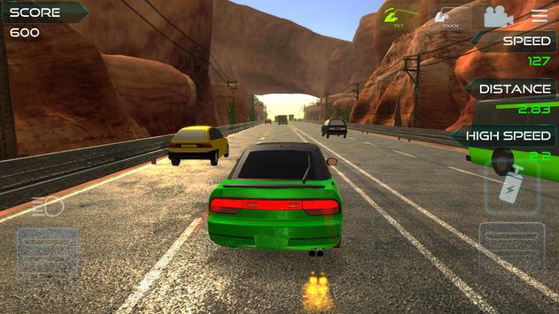 Highway Asphalt Racing : Traffic Nitro Racing ScreenShot3