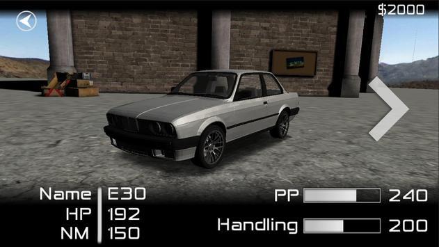 Drifting BMW Car Drift Racing ScreenShot3