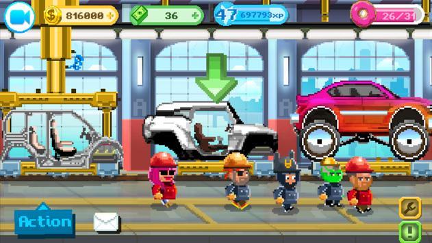 Motor World Car Factory ScreenShot3