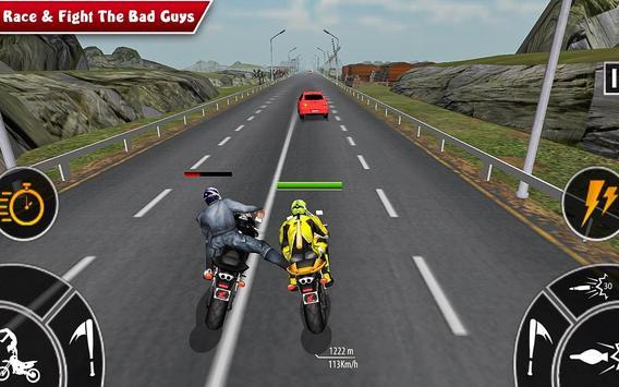 Moto Bike Attack Race 3d games ScreenShot3