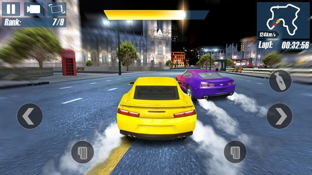 Real Road RacingHighway Speed Car Chasing Game ScreenShot3