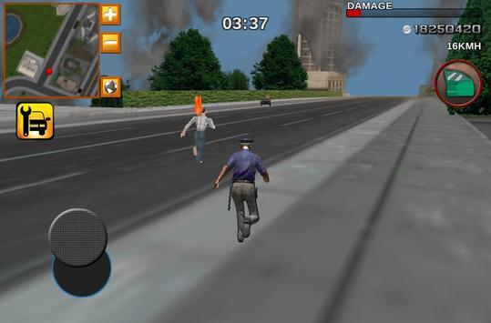 Crime City Real Police Driver ScreenShot3
