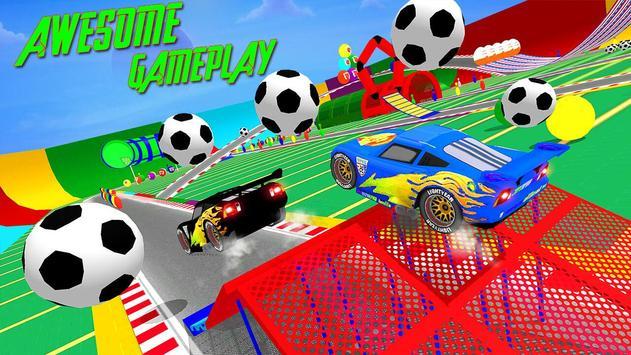 Mcqueen Cars Superhero Lightning Race ScreenShot3