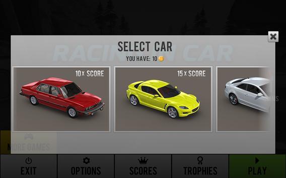 Racing in Car ScreenShot3