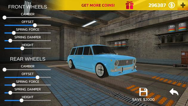 Russian Car Drift ScreenShot3