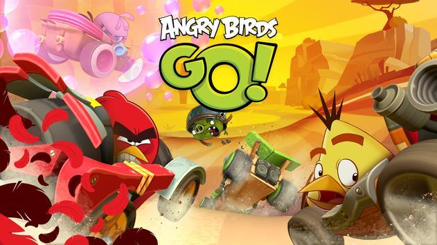Angry Birds Go! ScreenShot3